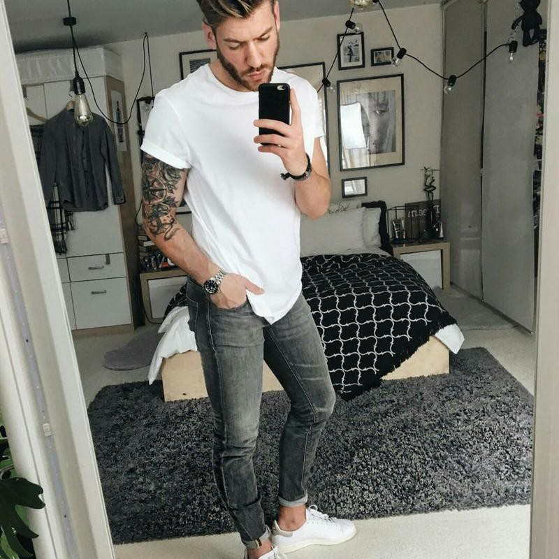 How To Look Sharp In Casual Outfits