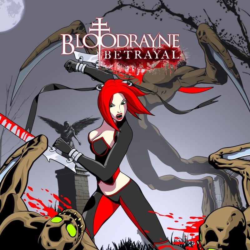 Review Bloodrayne Betrayal I Have Known About This Game For