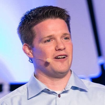 Russell Brunson the co-founder and owner of ClickFunnels