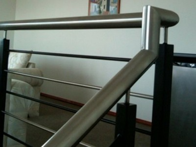 Popular Material Options For Staircase Handrails By Majestic Stairs Medium