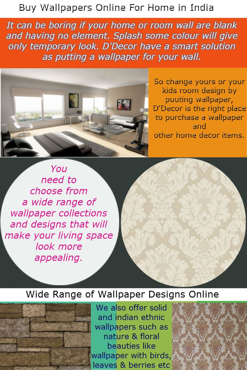 Buy Wallpapers Online For Home In India By Vishal Chauhan Medium
