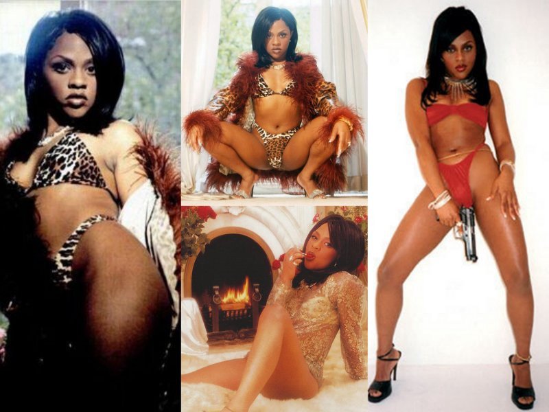 Lil Kim Ready To Get Butt Naked For Hef
