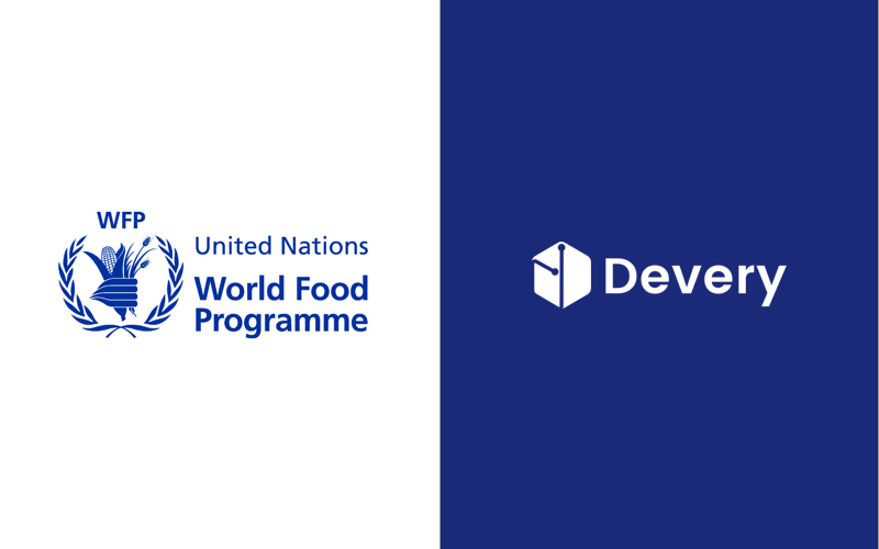 Devery United Nations World Food Programme Use Blockchain To Ensure The Safe Delivery Of Food To Children In North Africa By Andrew Rasheed Devery Io Medium