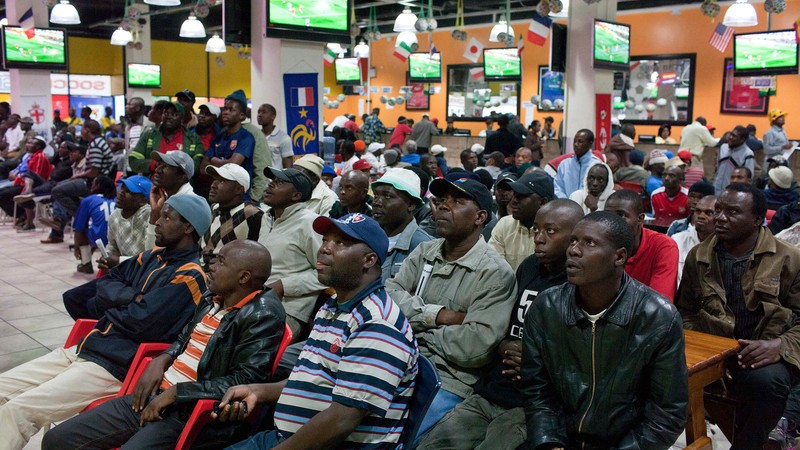 sports betting in south africa