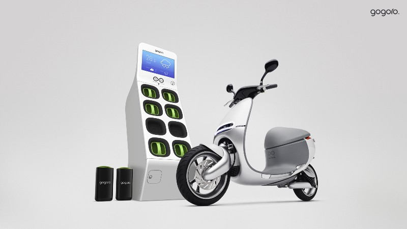 The day that riding a scooter became a cloud service. Sort of.