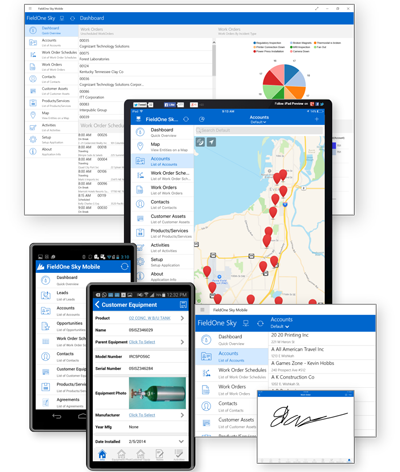 6 Ways to Leverage the Power of Dynamics 365 for Field Service