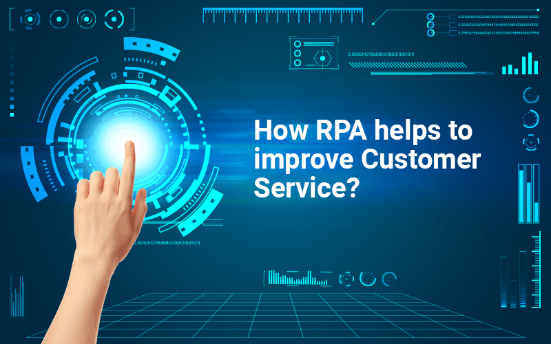 How RPA helps to Improve Customer Service!   by Scarlett Rose   Medium