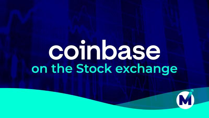 Coinbase on the Stock Exchange