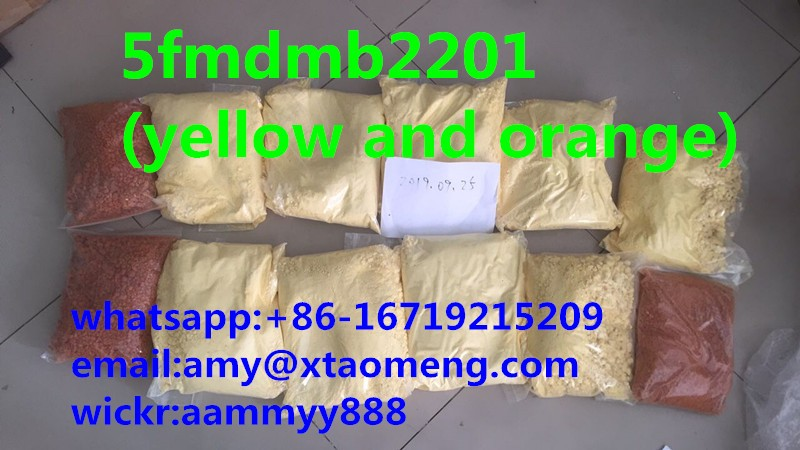 selling 5fmdmb2201 5cladb strong canabis yellow/orange (amy