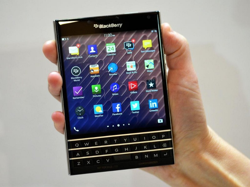 BlackBerry All Set To Acquire WatchDox