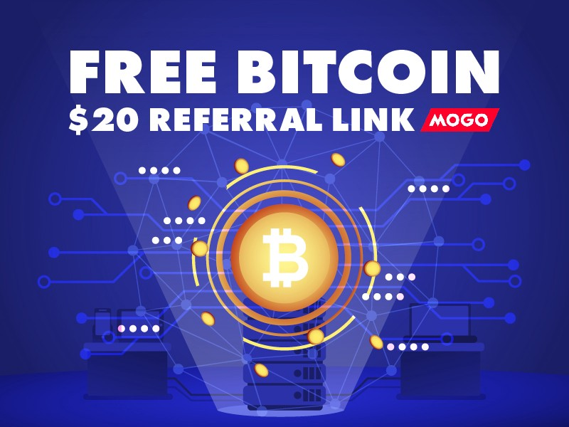 How to get $20 FREE Bitcoin in Canada