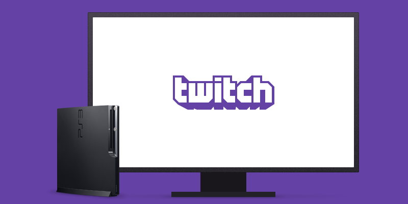 Last Gen Enters The New Age, Get The Twitch PS3 App Now!