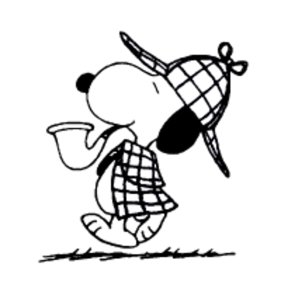 Snoopy Holmes