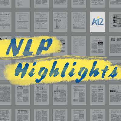 NLP Highlights podcast logo