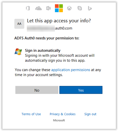 Connecting ADFS with social logins - The new control plane - Medium