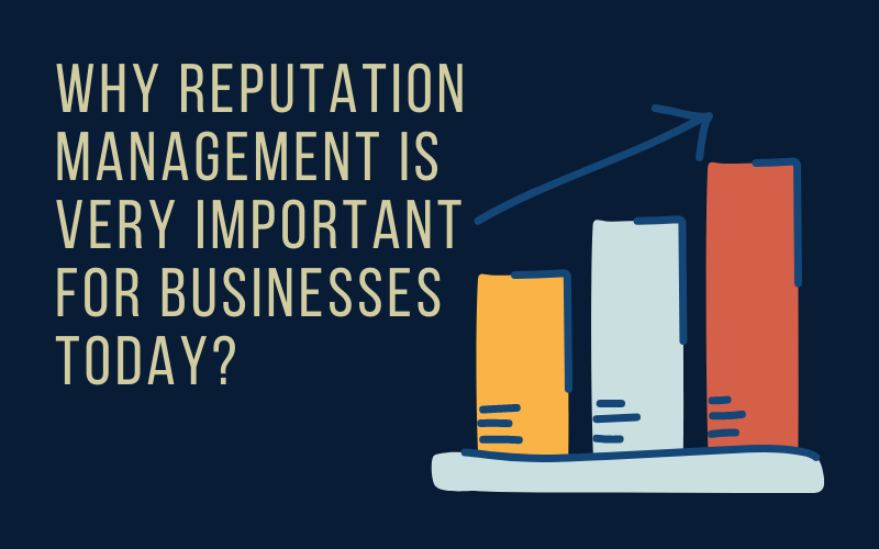 Why reputation management is very important for businesses today?