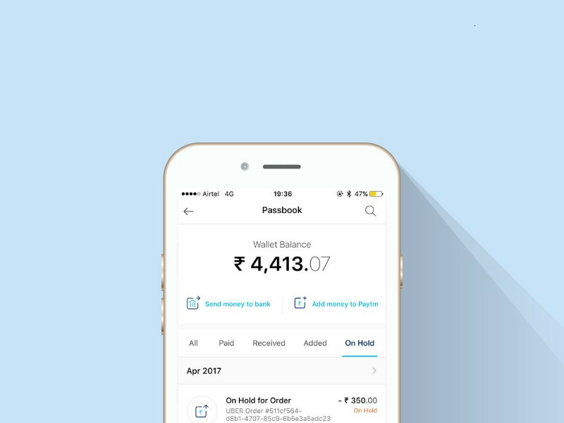 Uber introduces a new feature on Paytm for a smoother