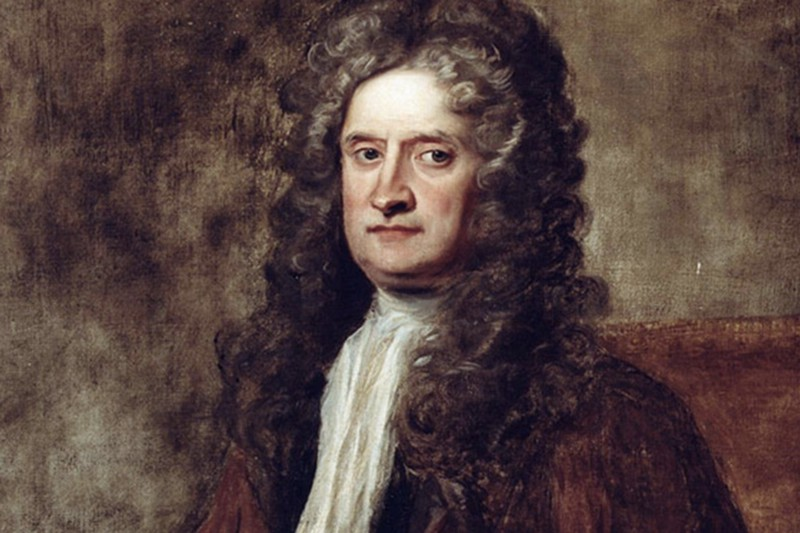 Members of the Priory de Sion included such notable figures as Isaac Newton and Leonardo Da Vinci