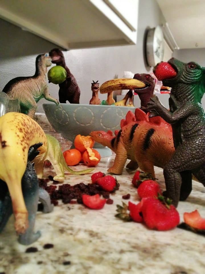 Welcome to Dinovember
