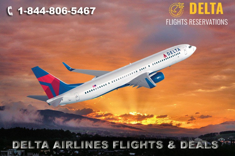 Delta Airlines Flight Deals
