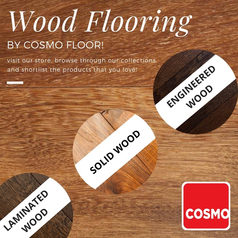 Trendy Wood Flooring Cosmo Floor Cosmo Floor Medium