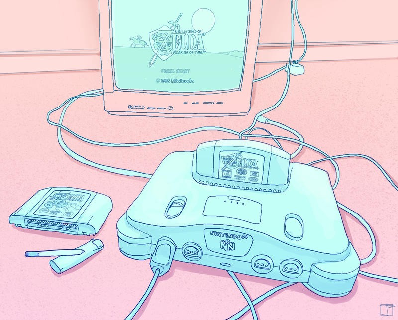 Raised on Nintendo 64: My Story on Bilingualism - The ... on