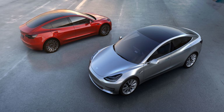 Tesla Model 3 — the world's most successful crowdfunding campaign