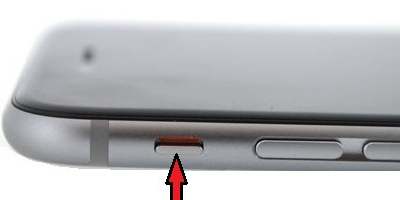 Iphone silent switch