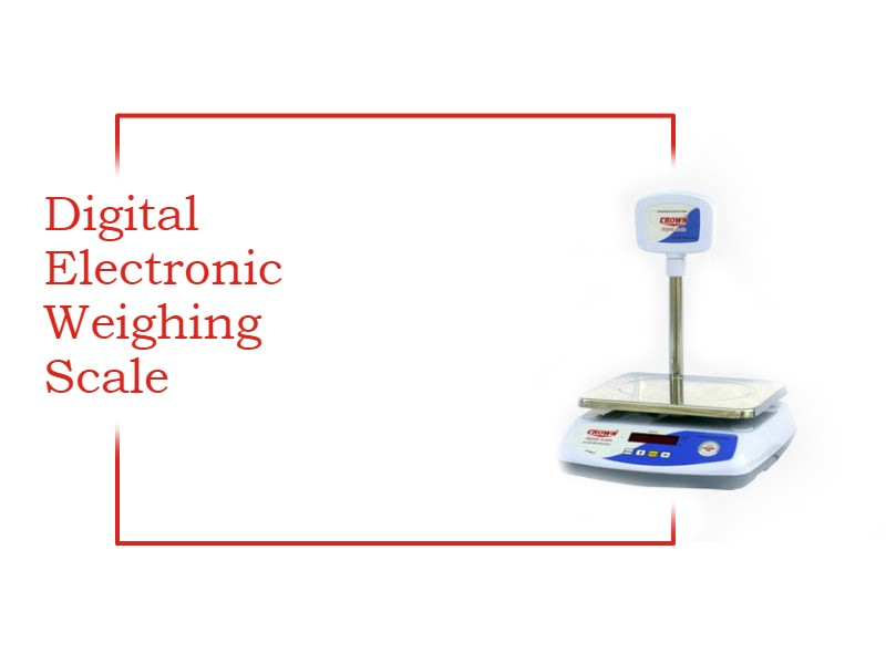 HOW TO START ELECTRONIC WEIGHING SCALE MANUFACTURING BUSINESS