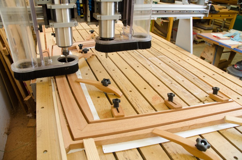 How Do I Employ A Cnc Router To Make Furniture Parts Using