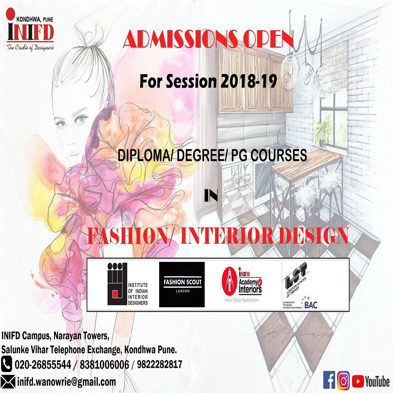 How Makes Inifd College Pune Different To Make A Career In Fashion Design By Inifd College Pune Medium
