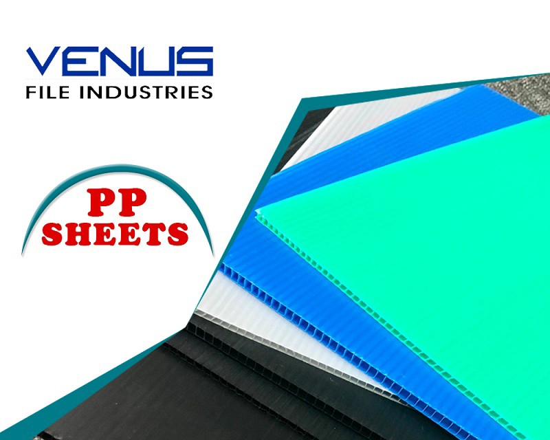 Keep Your Important Paper Documents With The Usage of PP Sheets From Our Manufacturer