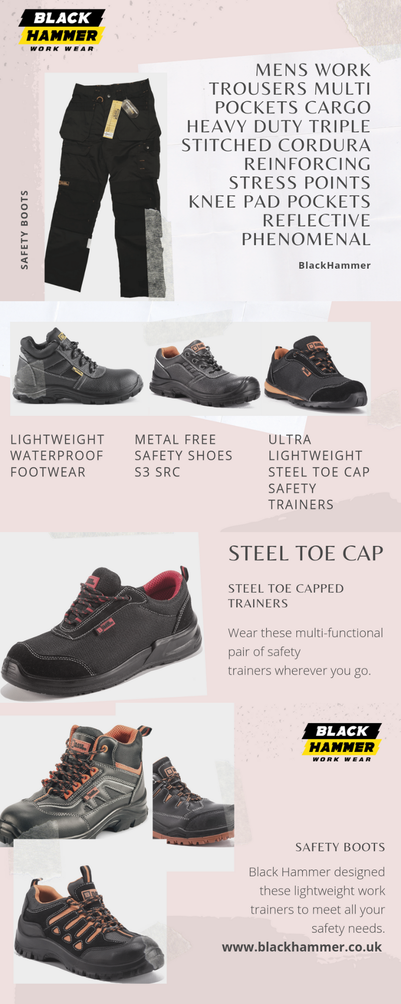 safety shoes shop nearby
