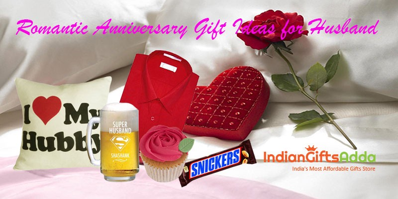 Top 6 Romantic Anniversary Gift Ideas For Husband By Indiangifts Adda Medium