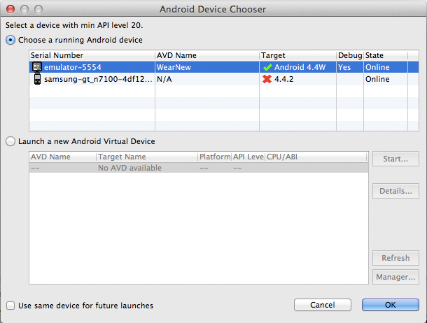 how to develop android app using c