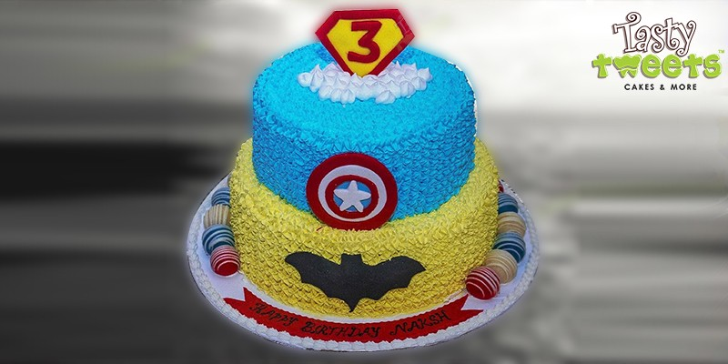 Theme cakes for boys!