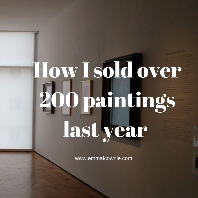 My Top 10 Tips For Selling Art Online By Emma Cownie Medium