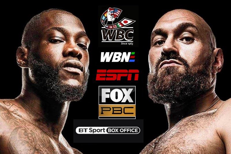 Watch Boxing: Deontay Wilder vs. Tyson Fury II 2/22/2020 PPV Full Show Online Free