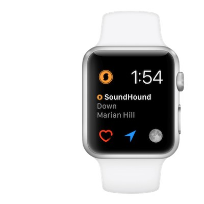 The All-New SoundHound Experience for Apple Watch is Here!