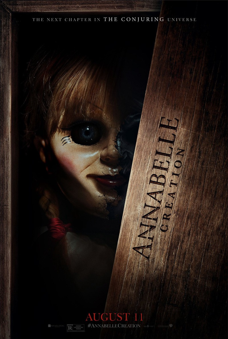Welcome Back To The Dollhouse Annabelle Creation 2017 Review By Jared Hudson Medium