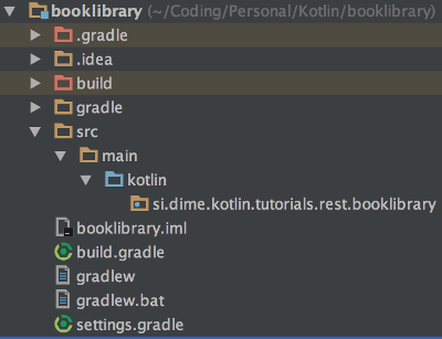 Writing a RESTful backend using Kotlin and Spring Boot