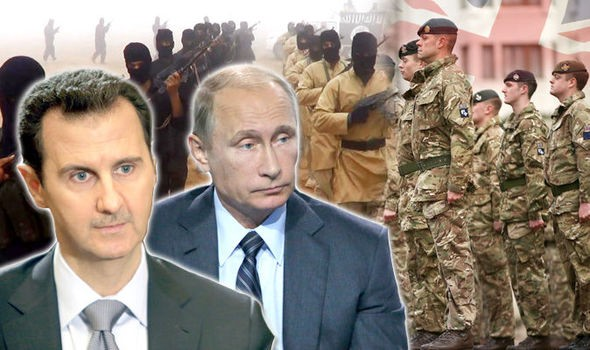 Despite Russia, ISIS Makes Significant Gains On The Ground Along With A Non-Stop Flow of New…