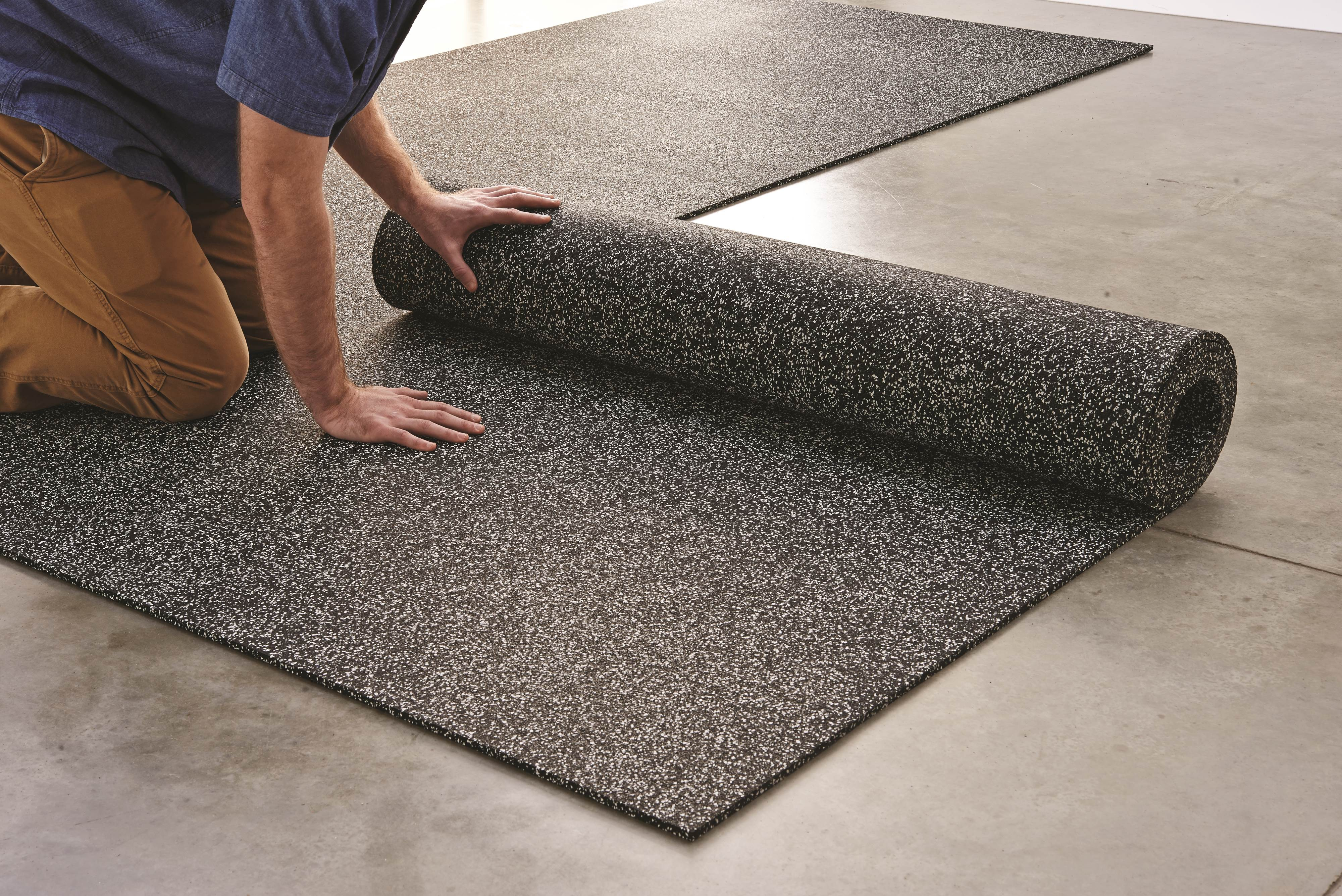 Advantages Of Rubber Matting For Floors