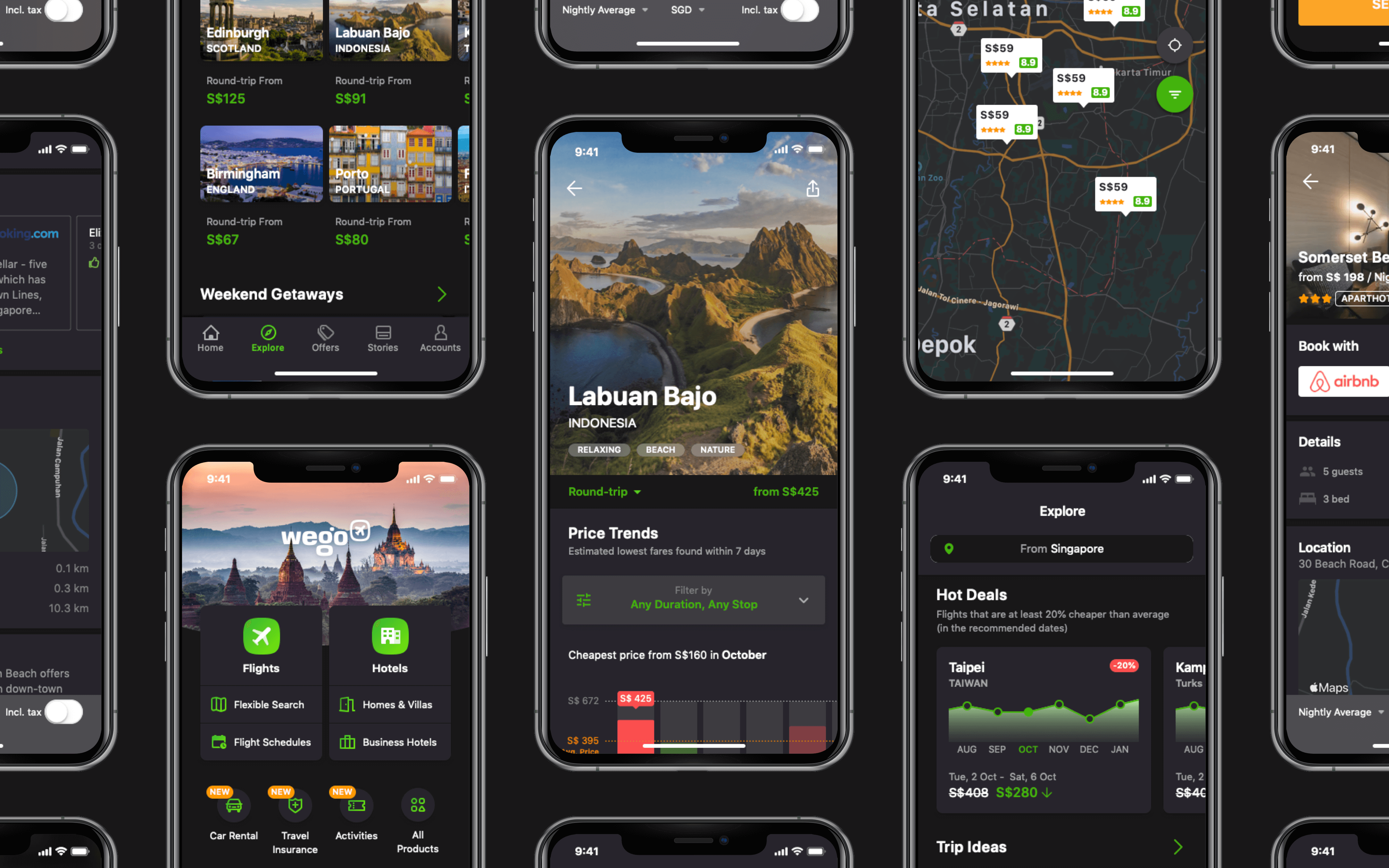 Turn The Lights Off Designing For Dark Mode Ux Collective