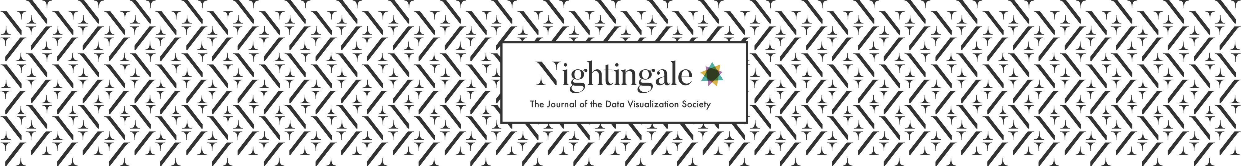 Nightingale: The Journal of the Data Visualization Society footer