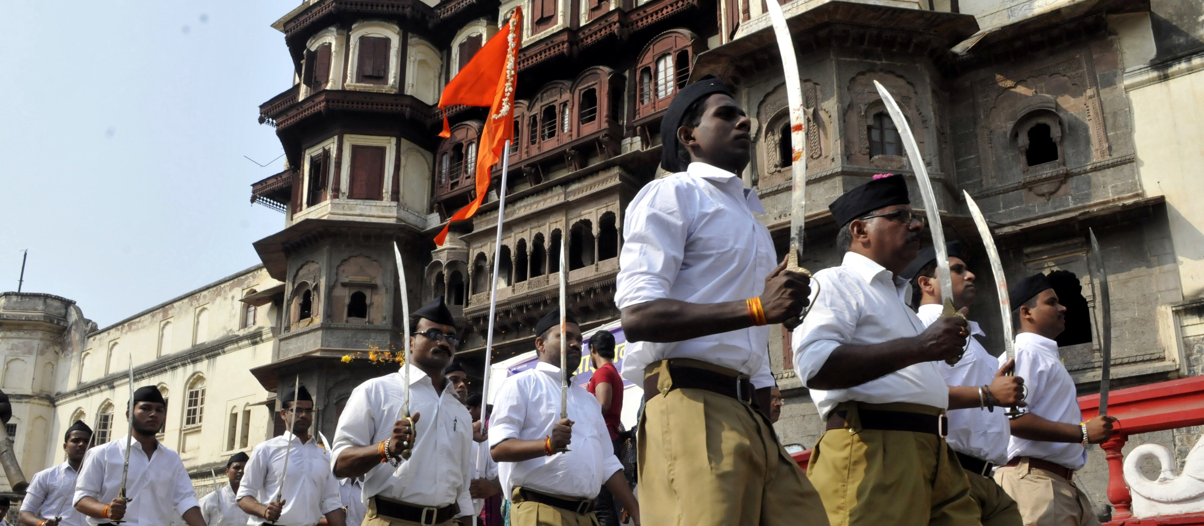 Over 5000 Sign Petition for US to Declare RSS a Terrorist Organization