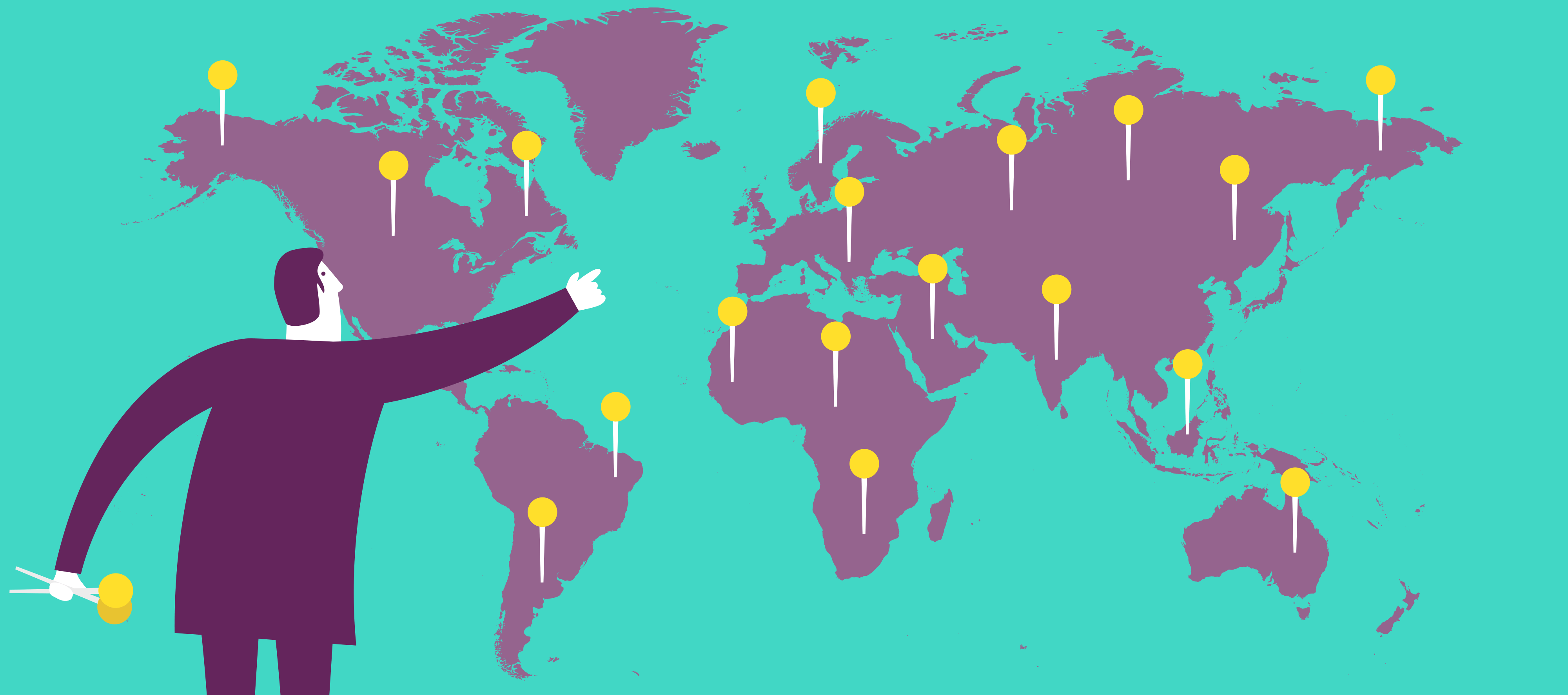 7 Steps to Pick Best Countries For Your App Launch - Priori