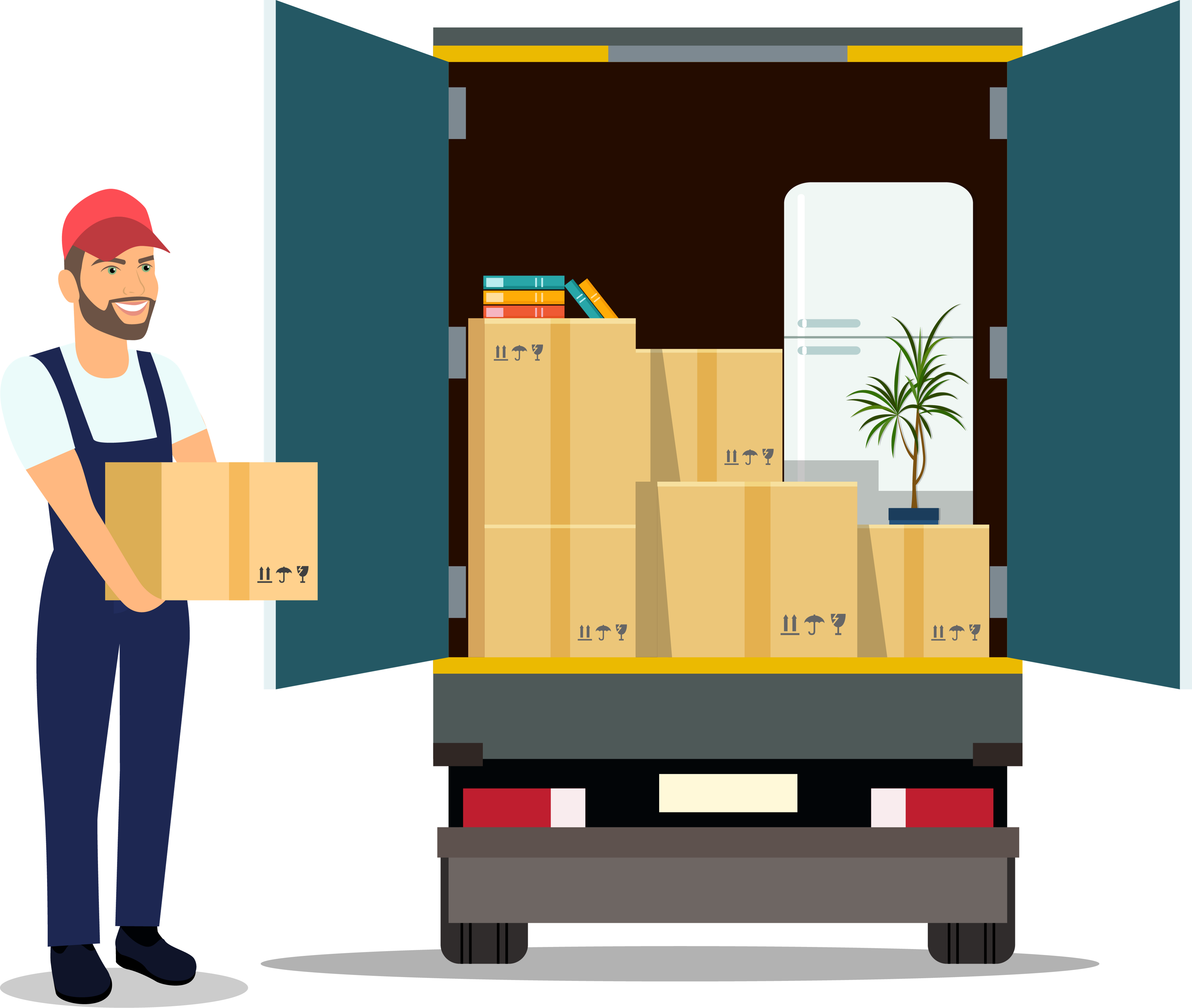Local Movers in Miami