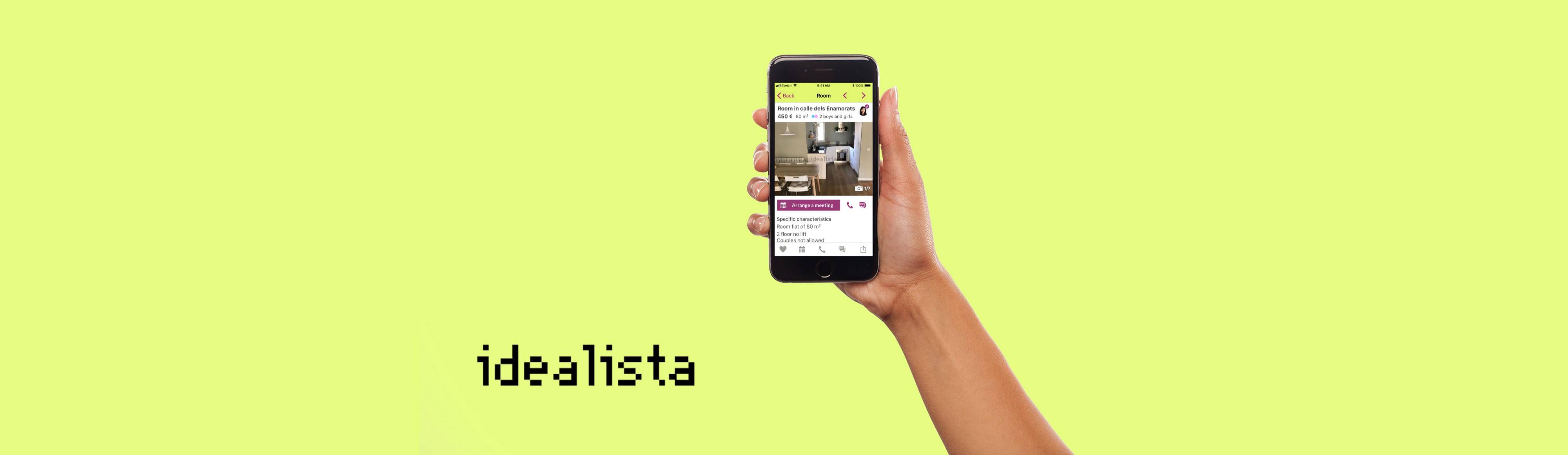 How to add a feature to Idealista com and fix another pain