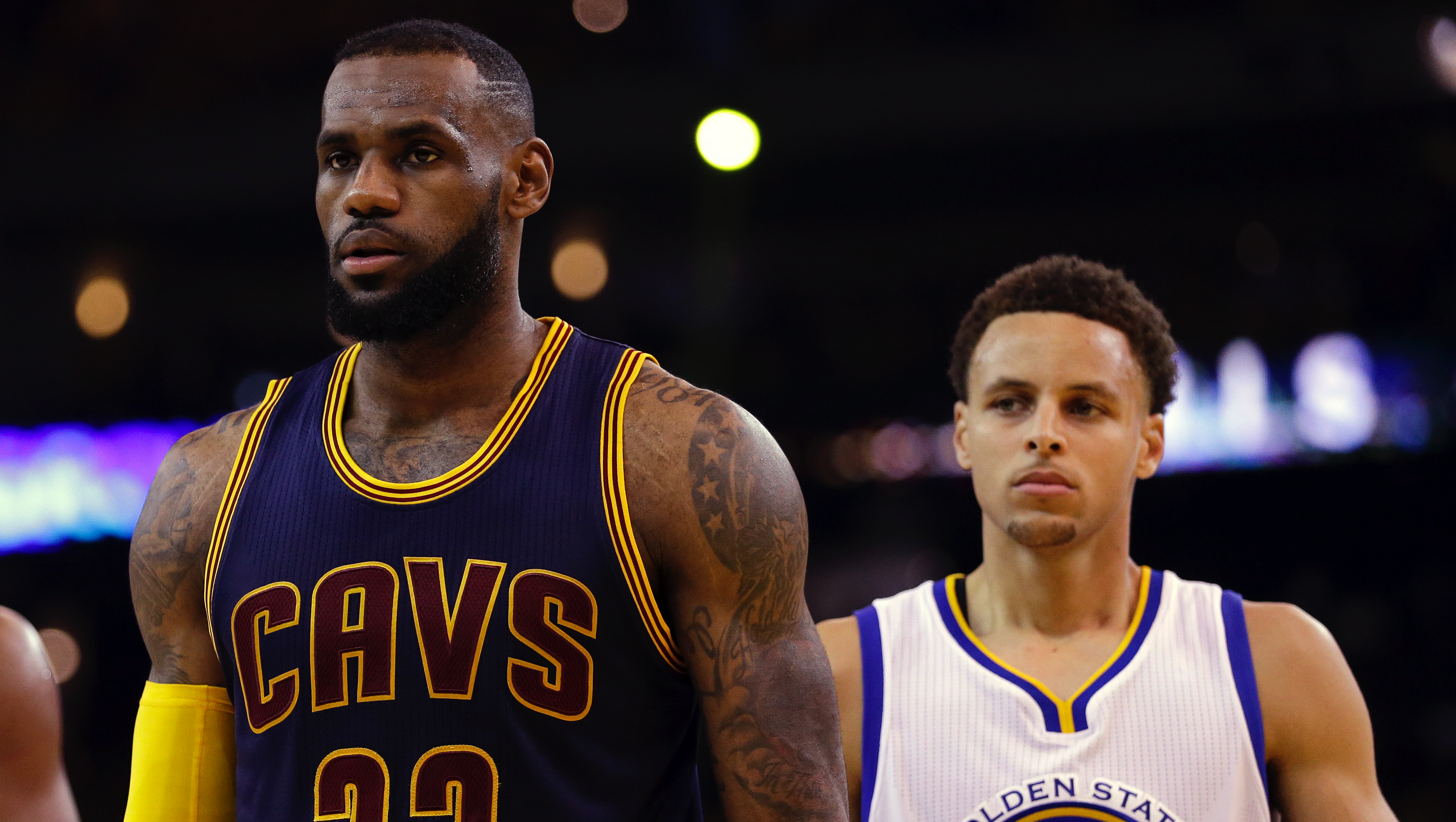 the latest 93fa6 5c8f8 Will The Warriors Be Too Tired To Beat LeBron And The Cavs?